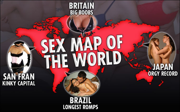 What country has the best sex