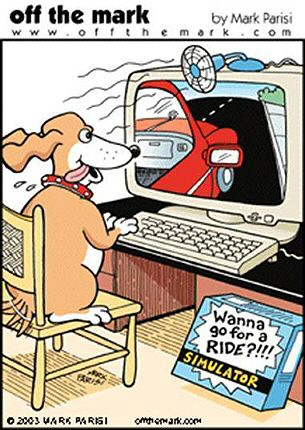Friday Funnies… » funny-dog-cartoon-computer-simulator