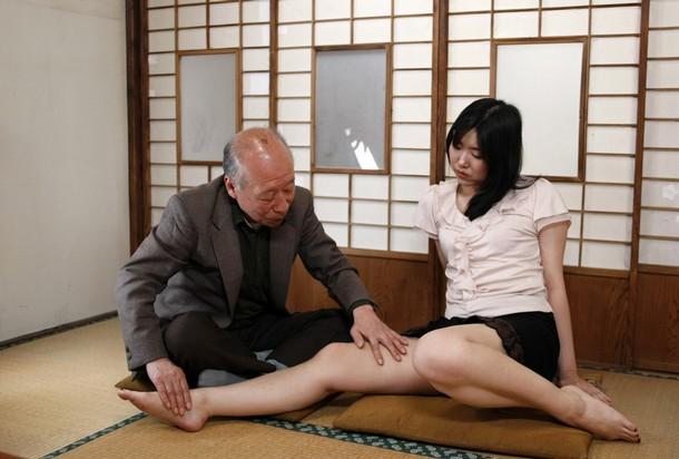 pornographic movie actor shigeo tokuda performs with