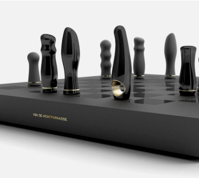 Designer Chess Set Stimulates The Body As Well As The Mind